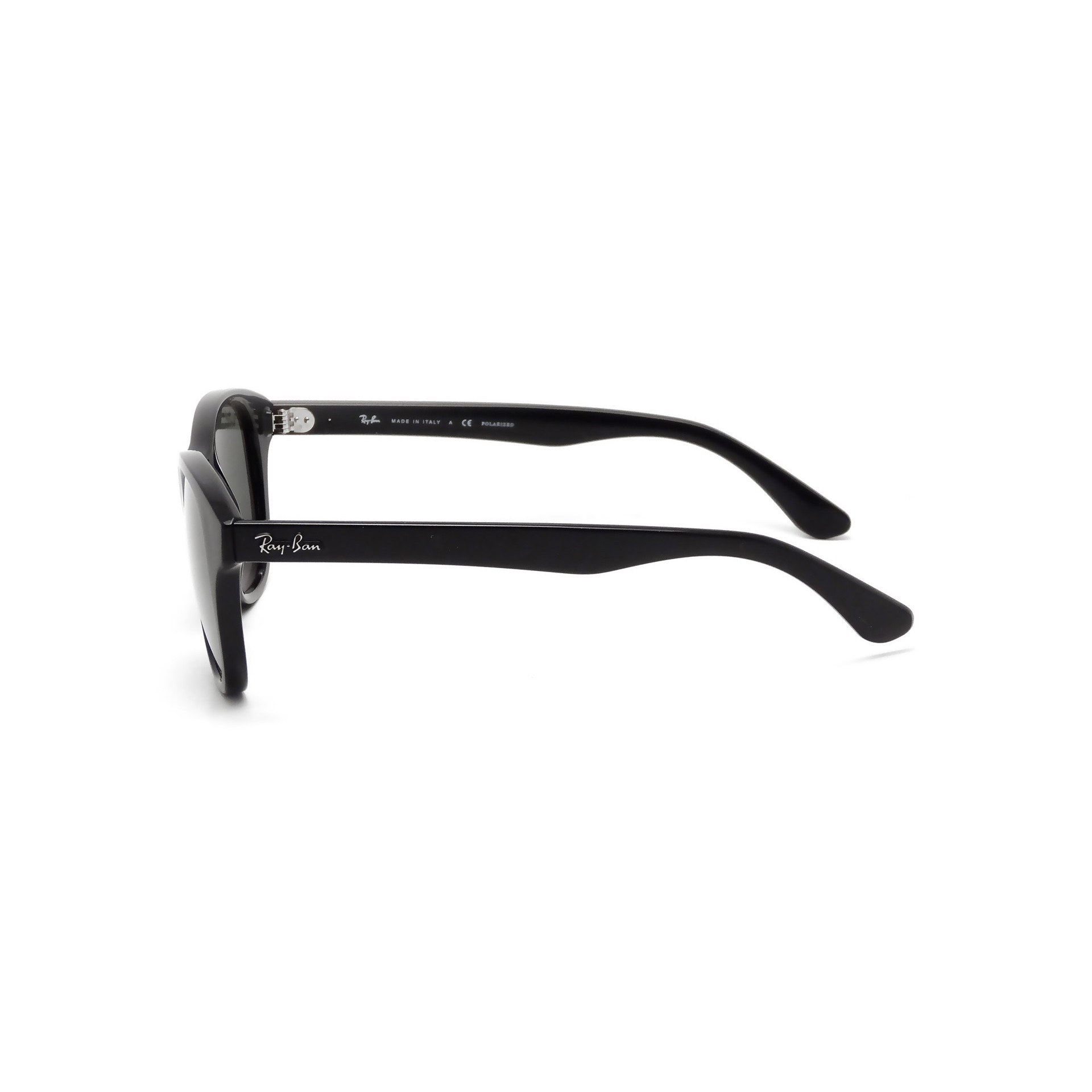 ddf821255eb Shop Ray-Ban RB4203 601 58 Black Frame Polarized Green 51mm Lens Sunglasses  - Free Shipping Today - Overstock - 11879105
