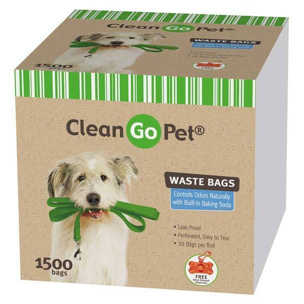 Clean Go Orange Plastic Pet Waste Bag Super Pack 75 Rolls Free Shipping Today 11879245