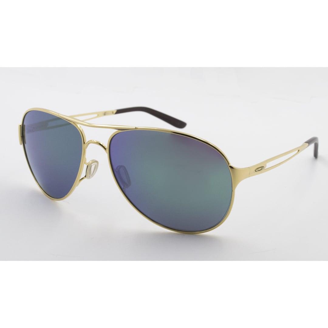8d45ff5c39 Shop Oakley OO4054 Caveat Women s Aviator Sunglasses - Free Shipping Today  - Overstock.com - 11879617