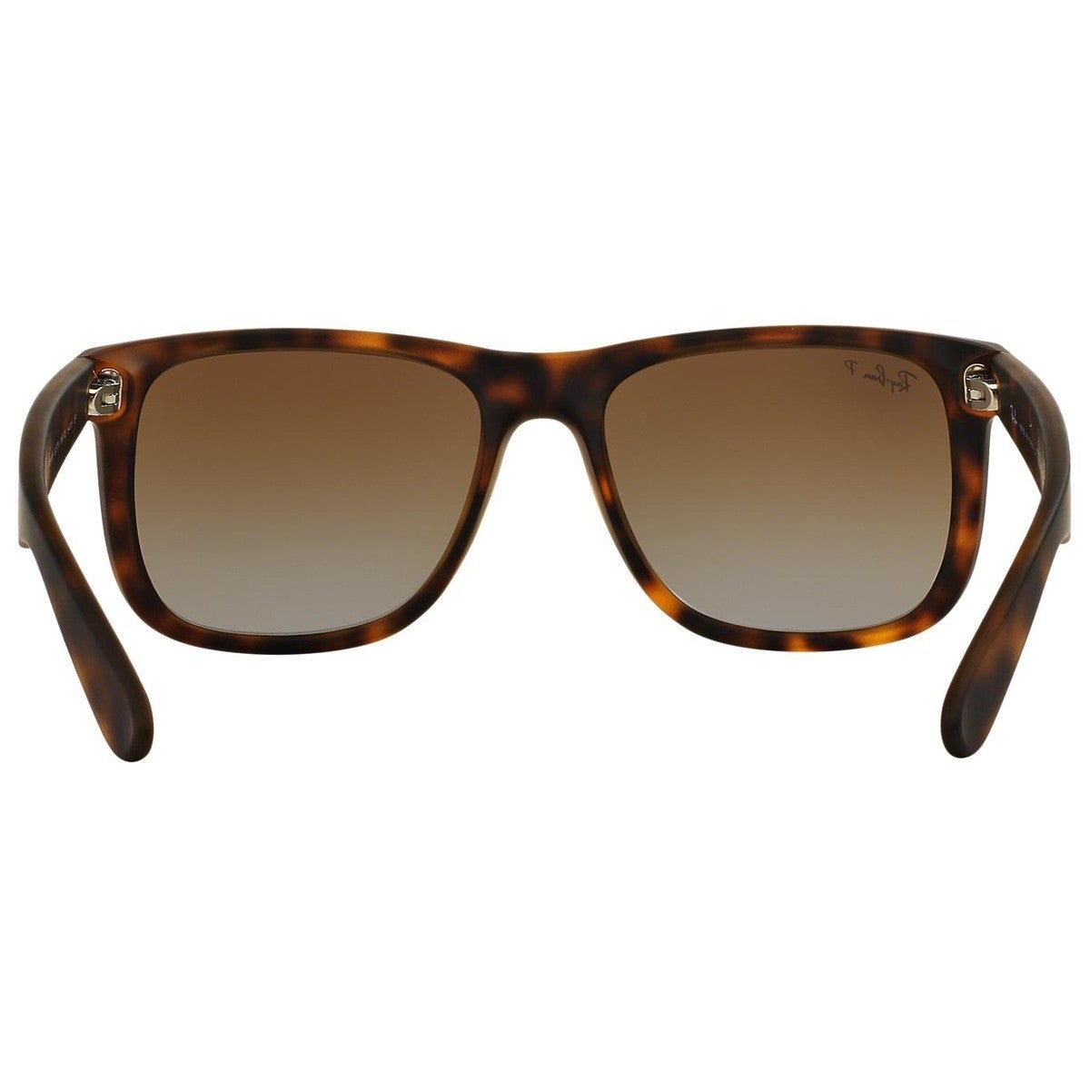 737e00a89d Shop Ray-Ban RB4165 865 T5 55 Justin Classic Tortoise Frame Polarized Brown  Gradient 55mm Lens Sunglasses - Free Shipping Today - Overstock - 11883920