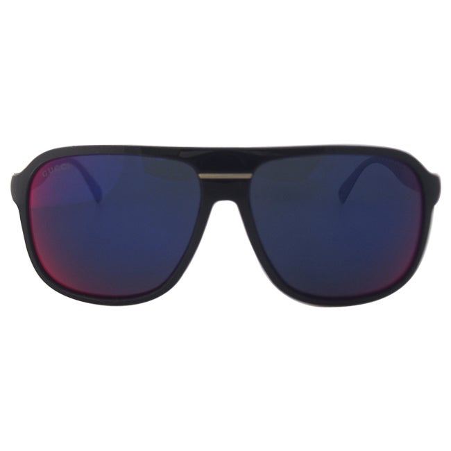 a30d469884309 Shop Gucci GG 1076 S JWOCP - Blue Palladium - Free Shipping Today -  Overstock - 11884867