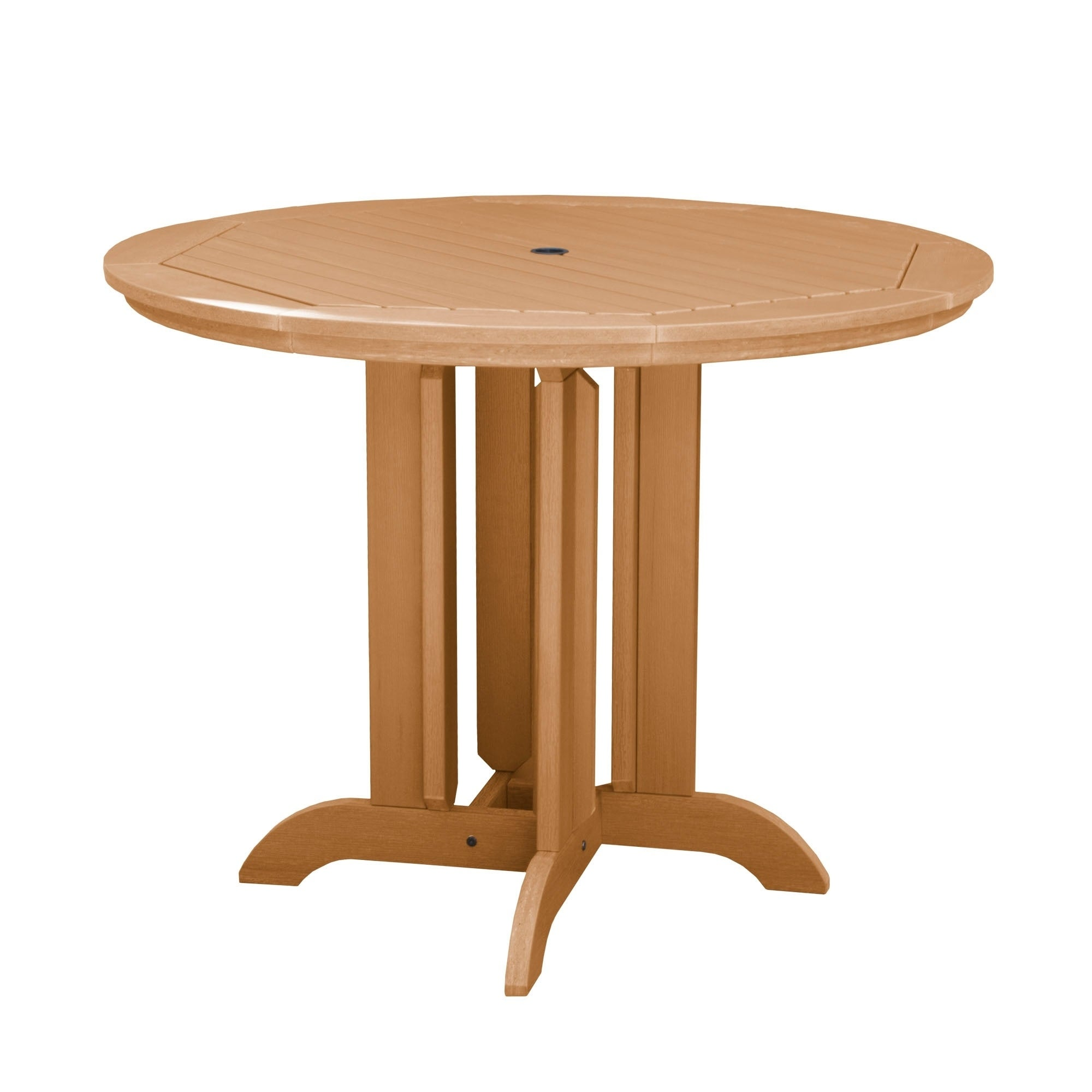 762f1ab02b79db Shop 48-inch Round Counter-Height Dining Table - Free Shipping Today -  Overstock - 11889505