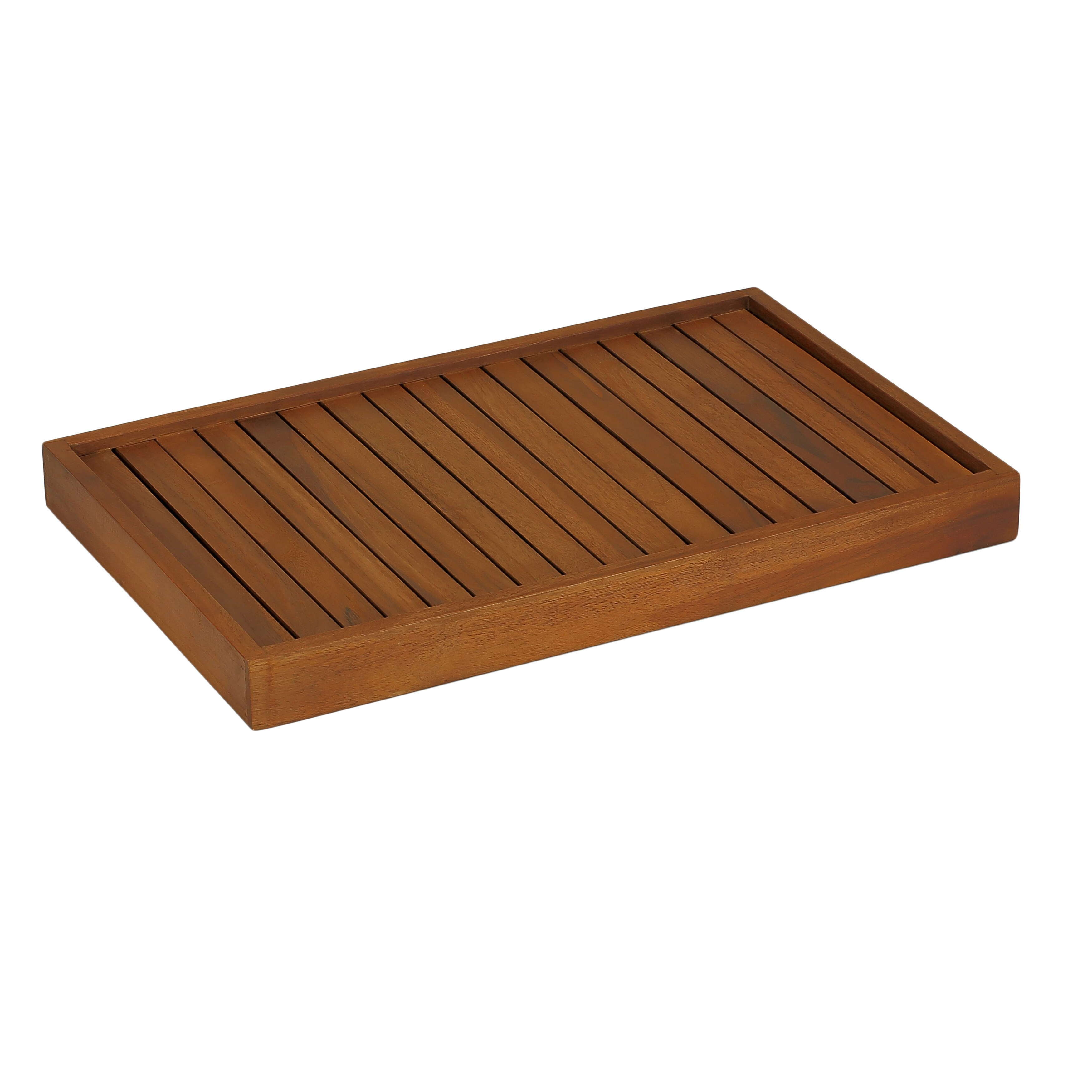 Bare Decor Coco Breakfast In Bed Solid Teak Wood Serving Tray Table/Laptop  Stand   Free Shipping Today   Overstock.com   18791556