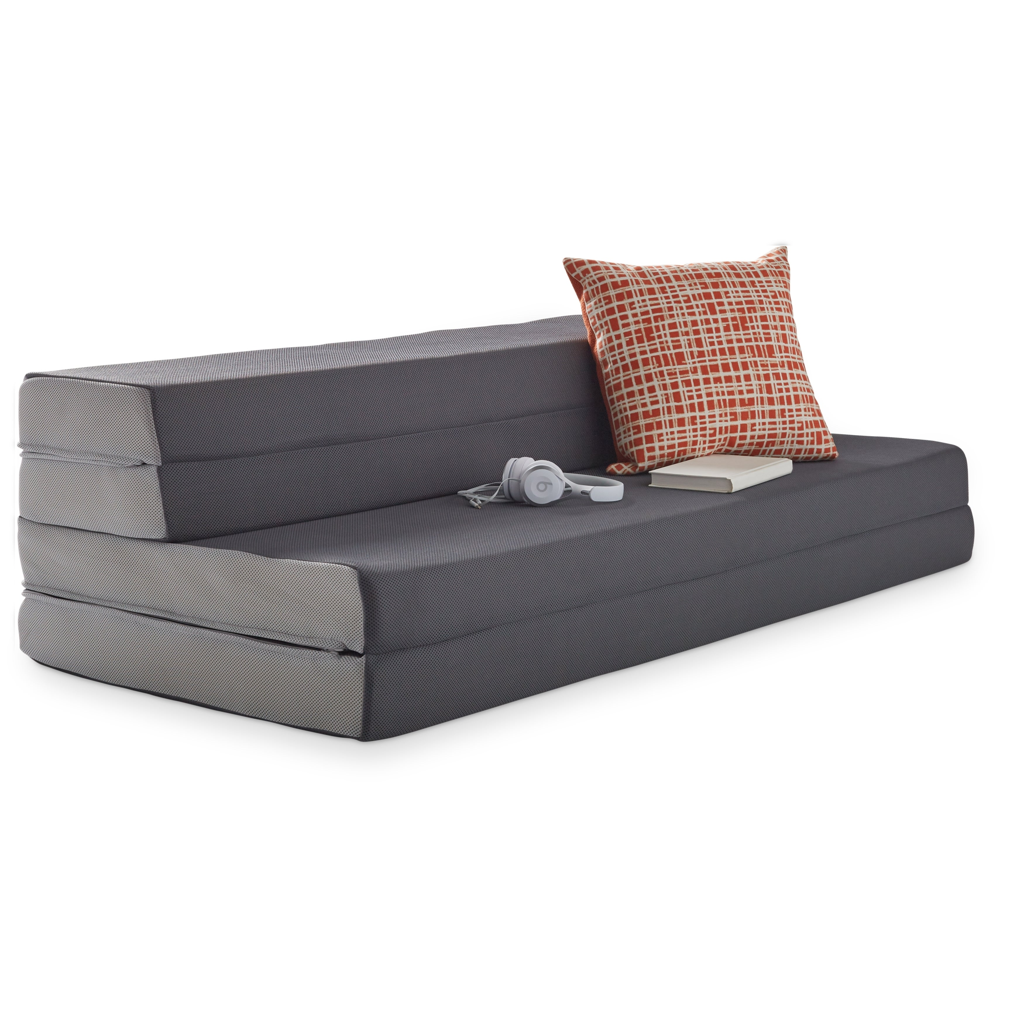 LUCID 4inch Folding Mattress and Sofa Bed Free Shipping Today