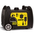 Champion Power Equipment 3400W Gasoline-powered Recoil Start Portable Inverter Generator with Parallel Capability