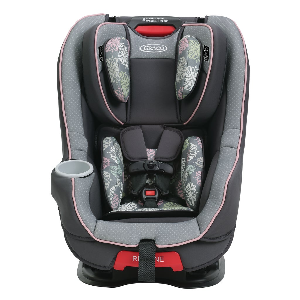 Graco Size4me 65 Convertible Car Seat In Addison With Rapid Remove Free Shipping Today 11908278