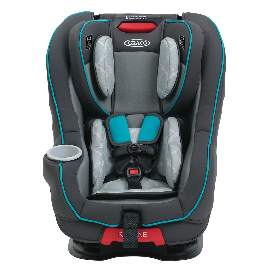 Graco Size4me 65 Convertible Car Seat In Finch With Rapid Remove Free Shipping Today 11908520
