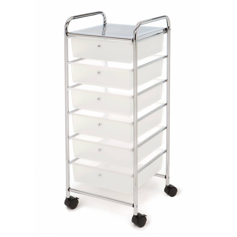 drawers l sterilite cart jetcom drawer narrow white storage