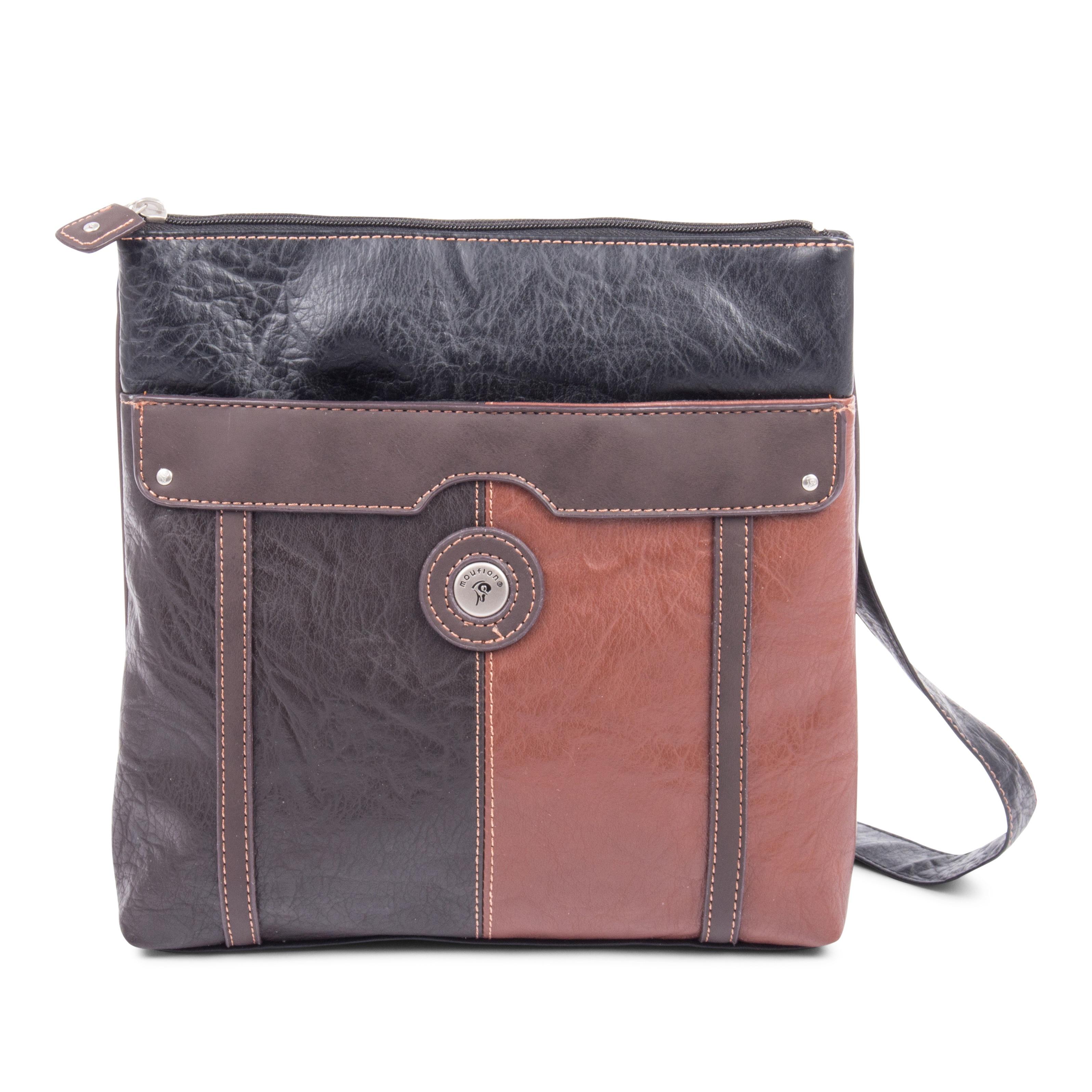 Shop Mouflon Essentials Crossbody Handbag - Ships To Canada - Overstock -  11921182 b003538ebb929
