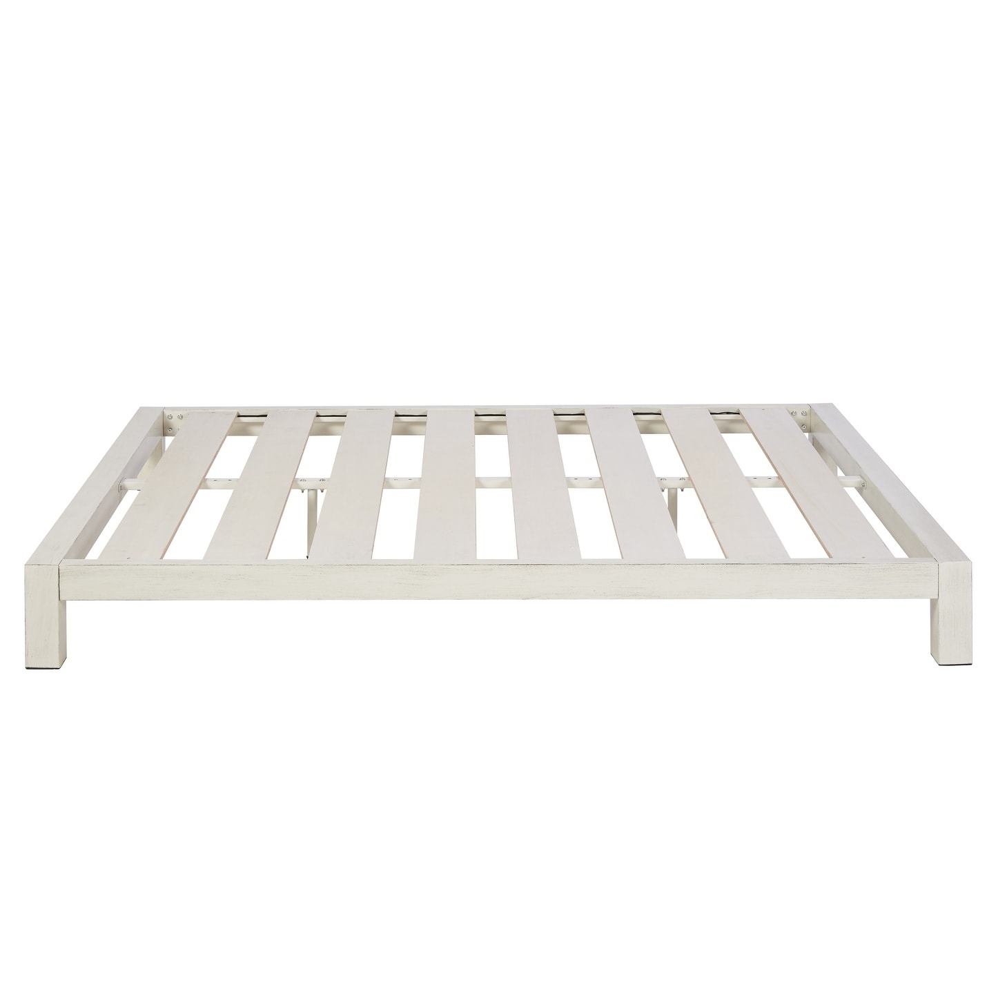 Honeycomb White Metal Headboard And Aura Platform Bed On Free Shipping Today 11928092