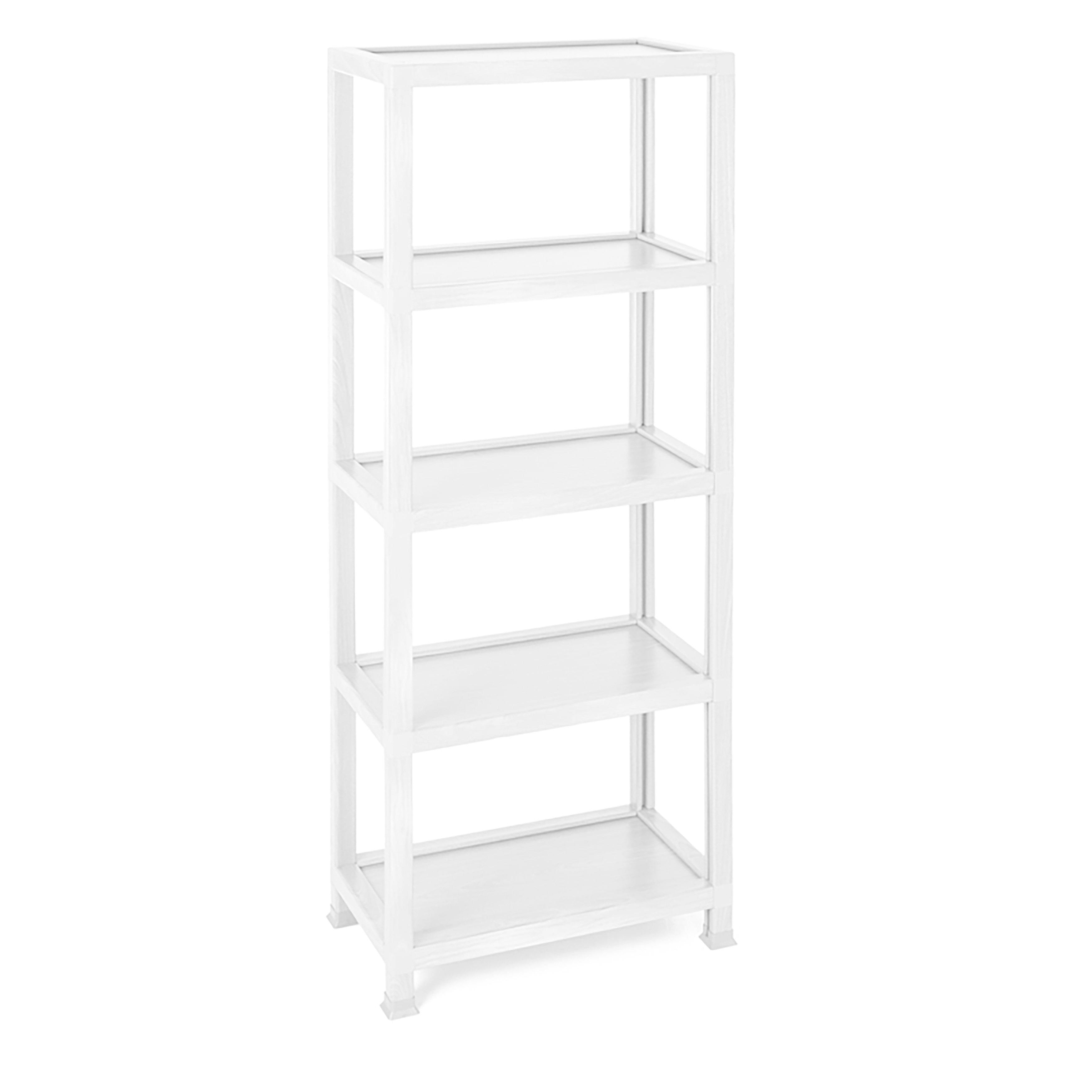 Kensington 5 Tier Eco Friendly Storage Shelf And Bookcase N Toxic Zboard Paperboard