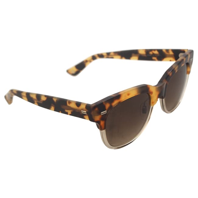 2890d31492933 Shop Gucci GG 3744 S 3MQCC - Spotted Havana - Free Shipping Today -  Overstock - 11949171