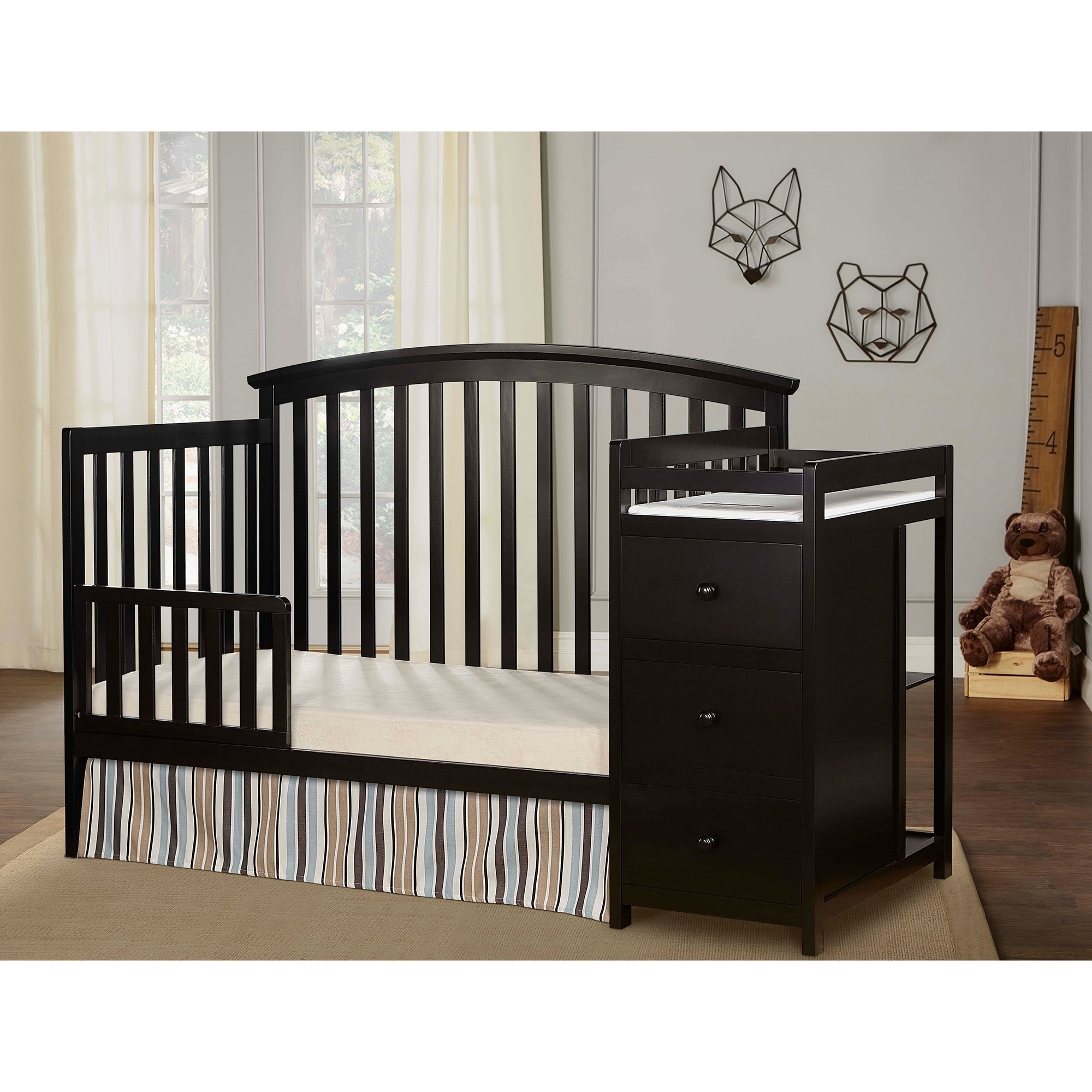 baby garden today product storage with shipping in home on overstock wood dream me s free crib convertible addison cribs