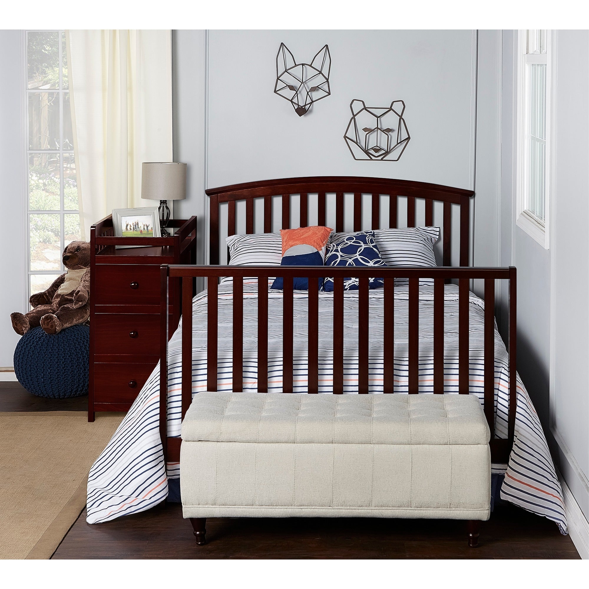 product in today cribs with garden free crib home convertible table overstock changing dream shipping ashton me on