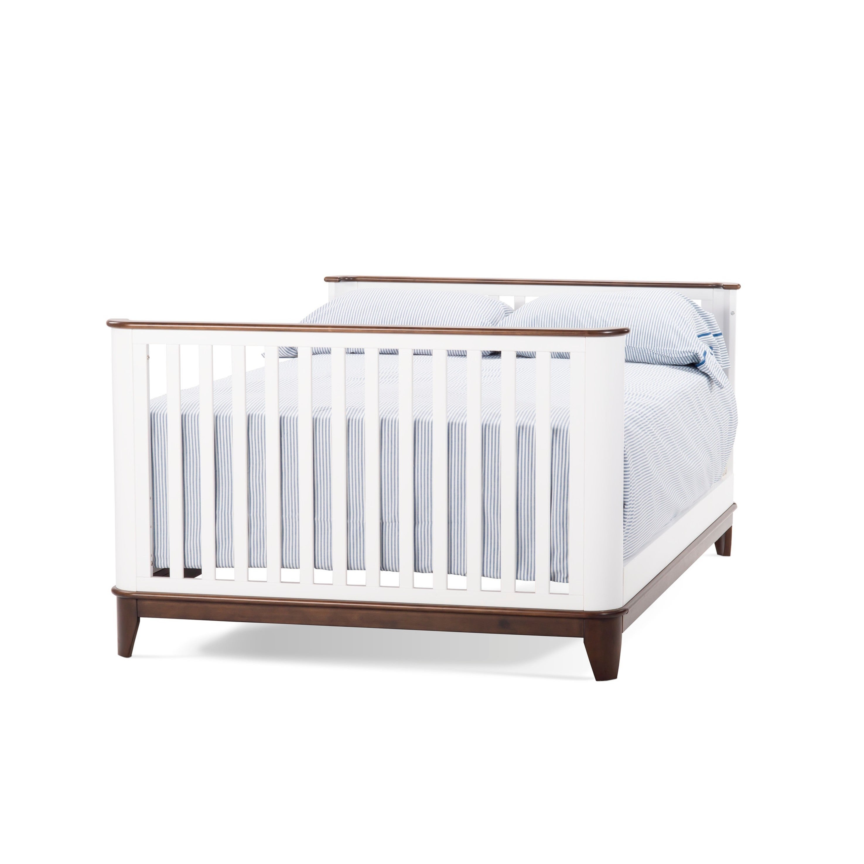 crib rustic serta langley s in grey simmons stuff superstore angle kid