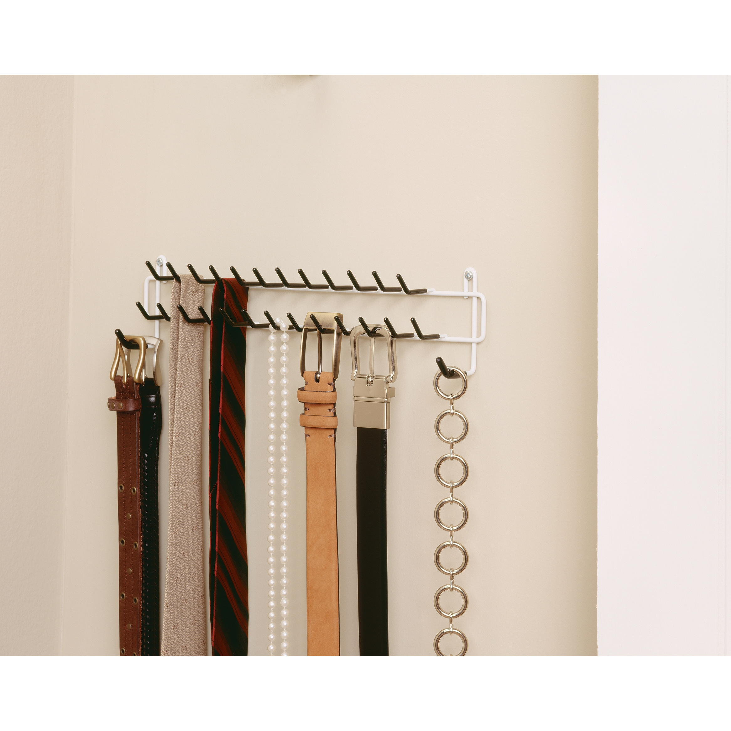 ClosetMaid Tie And Belt Rack   Free Shipping On Orders Over $45    Overstock.com   18843391