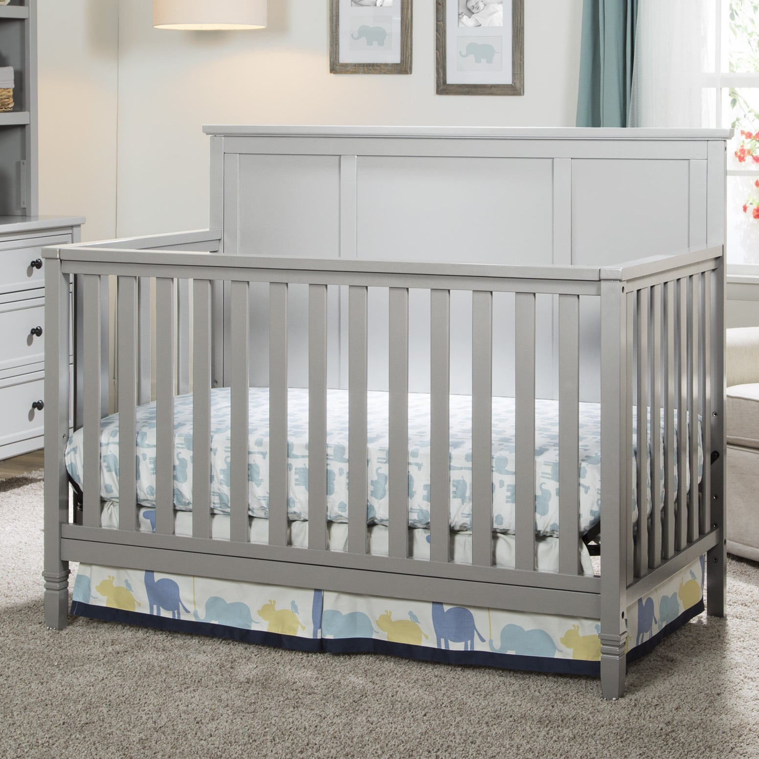 Shop Delta Children Easton 4 In 1 Convertible Crib Free Shipping