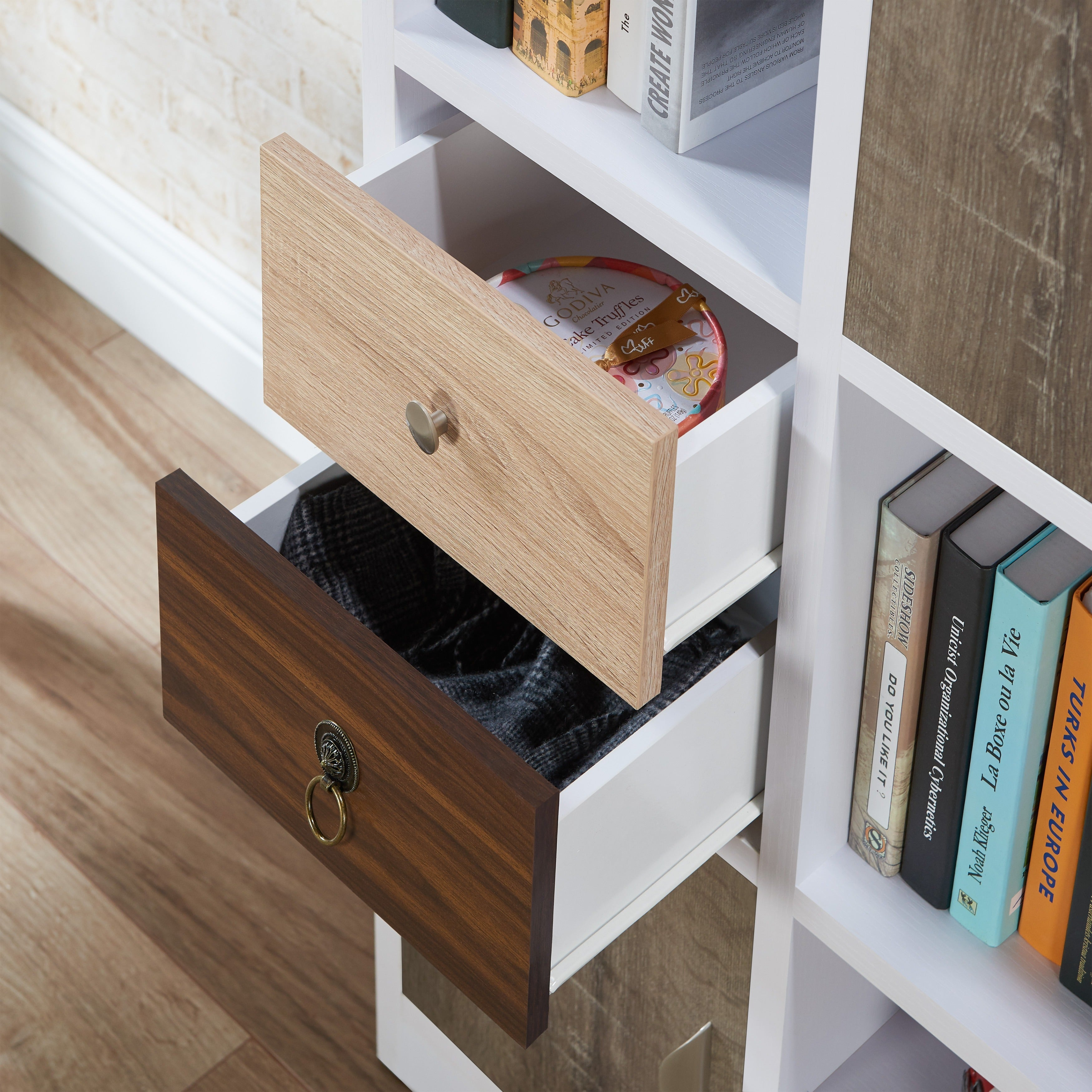 concealed bookcase tall john book estelle shelf at lewis