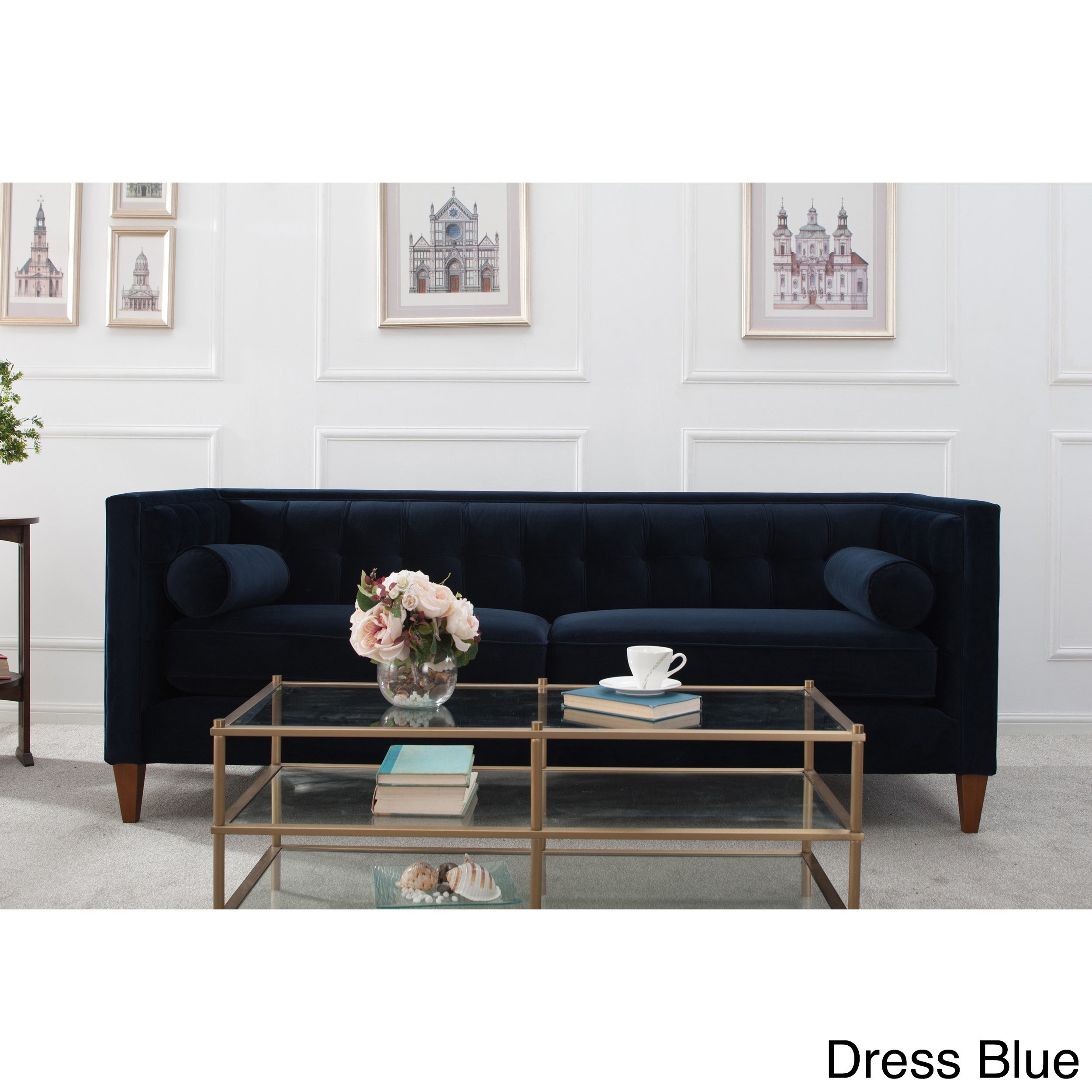 Jennifer Taylor Jack Tuxedo Sofa  Free Shipping Today