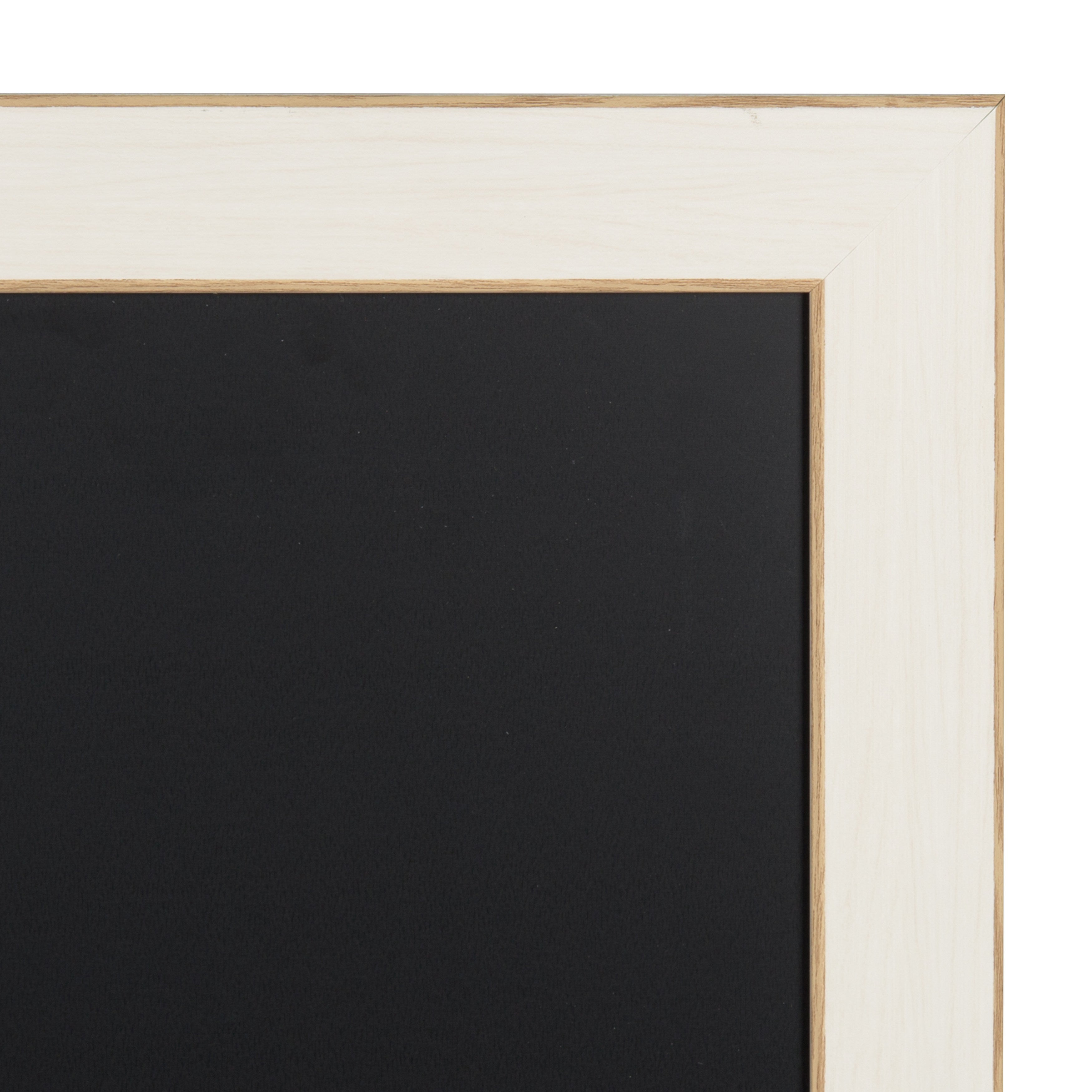Black Framed Magnetic Chalkboard - Free Shipping On Orders Over $45 ...