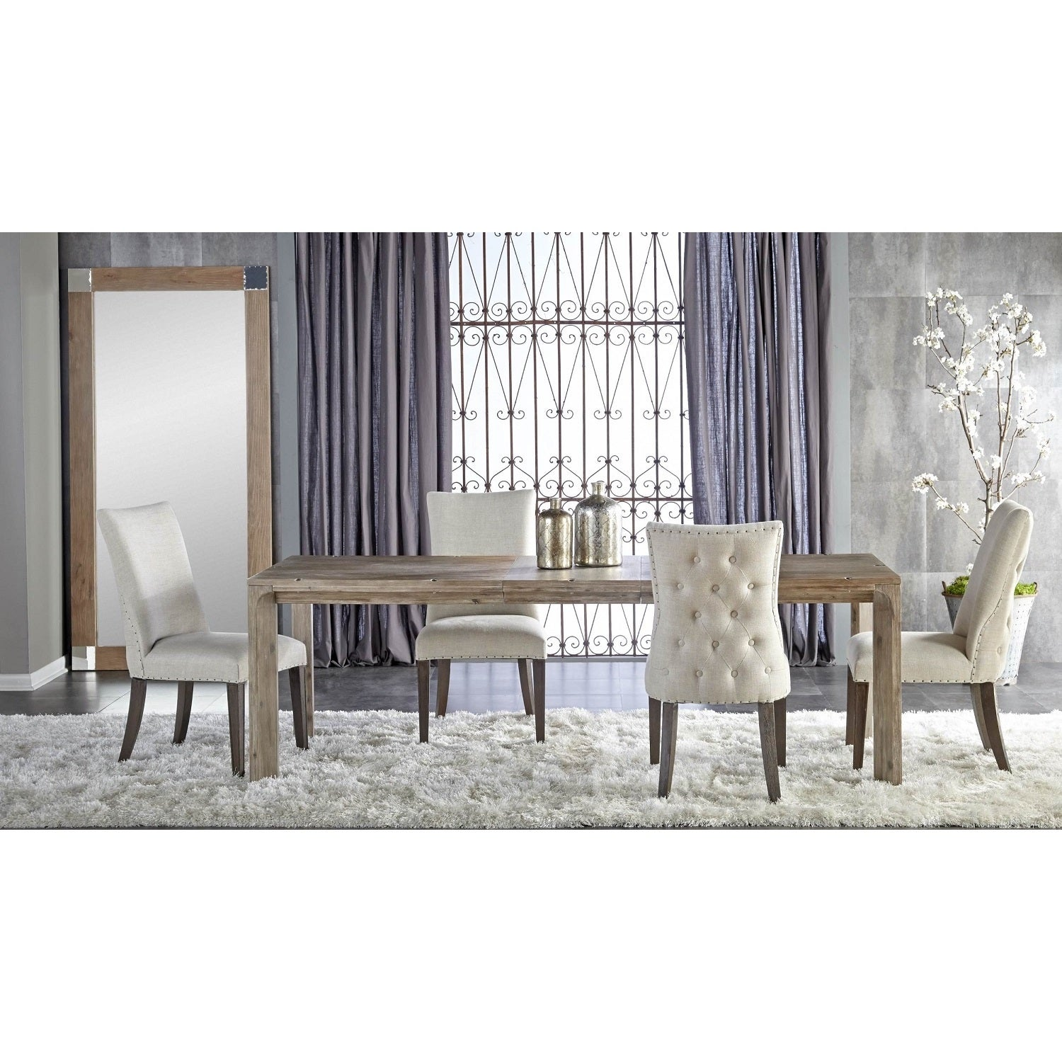 Melissa Extension Dining Table
