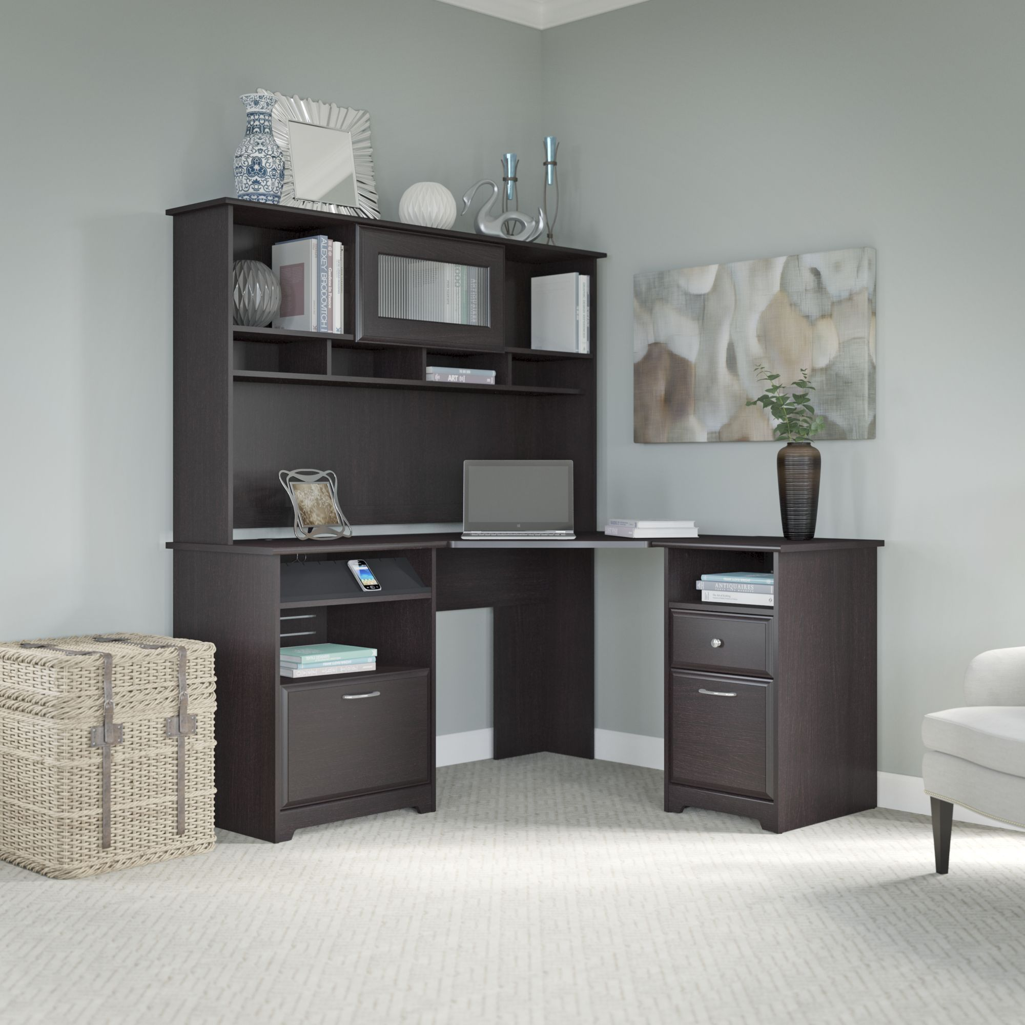 of furniture drawer simple intended office pure design hutch white and color for corner desk drawers amazing with