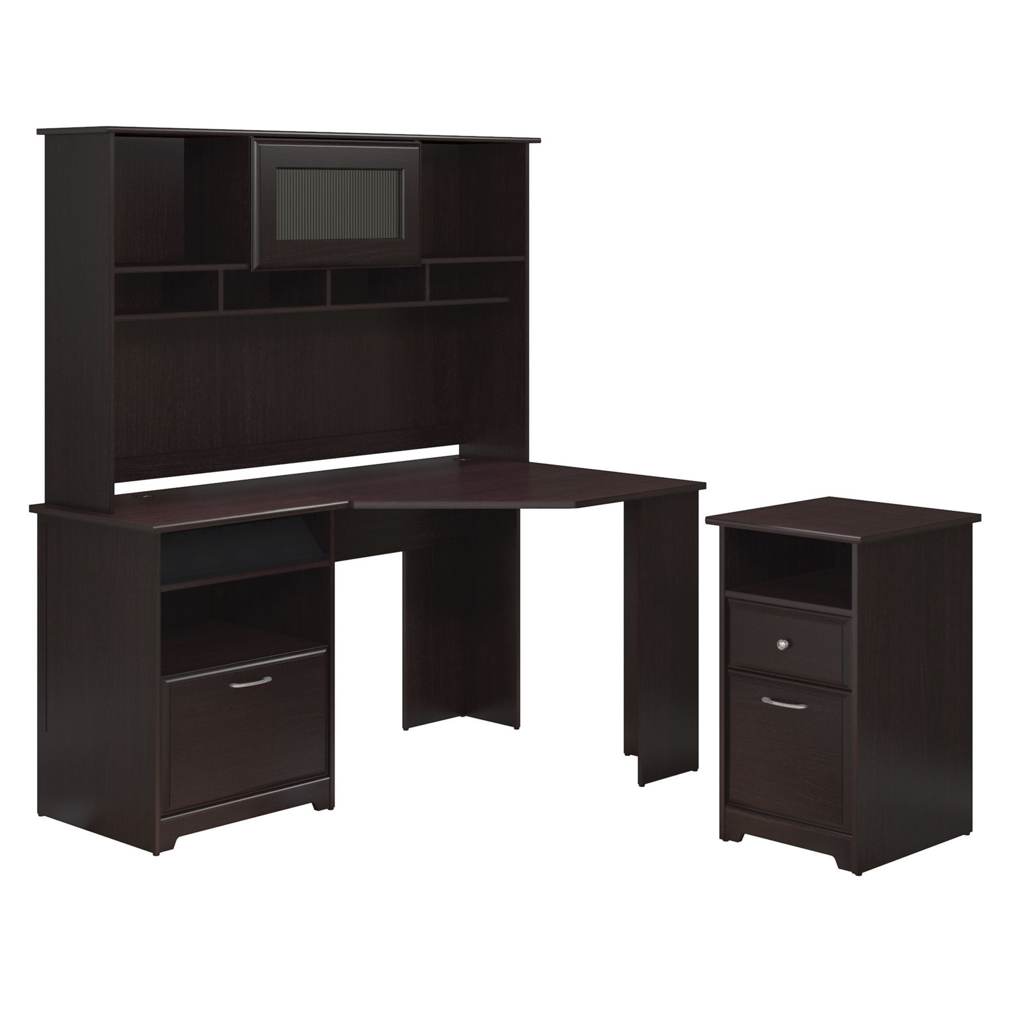 unbeatable office design table top furniture hutch home desk with small black and