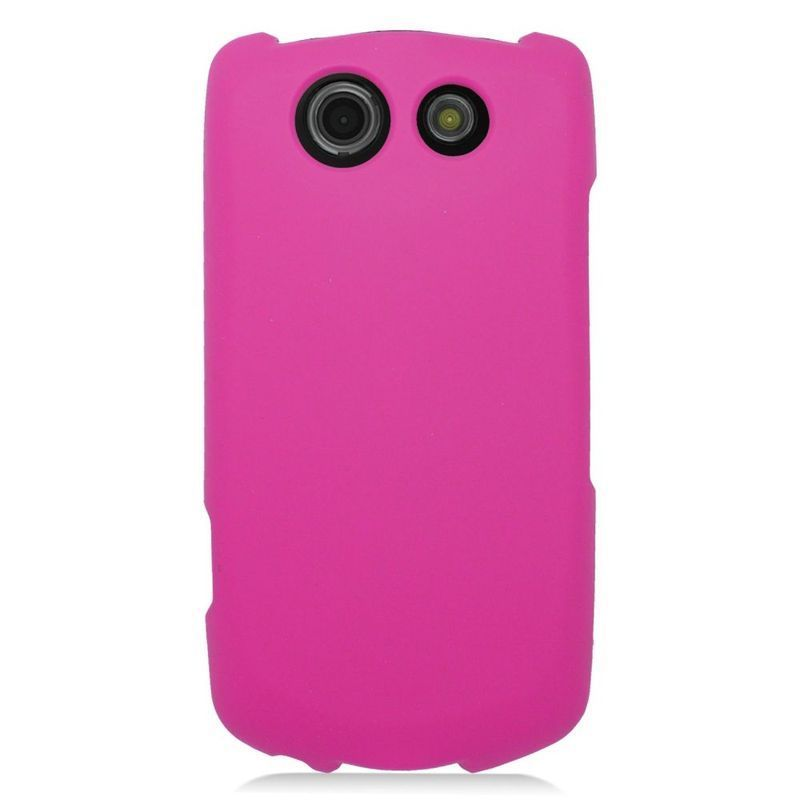 Insten Hard Snap-on Rubberized Matte Case Cover For Kyocera Brigadier E6782