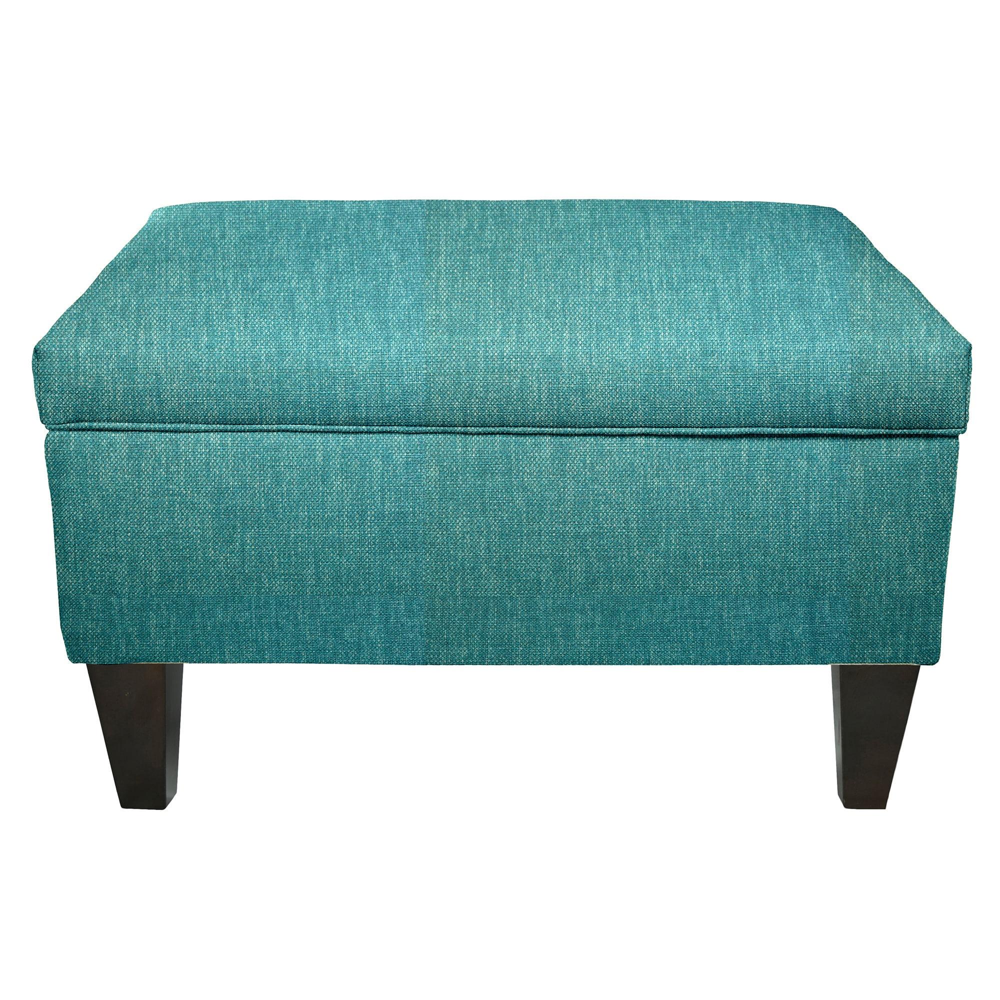 Shop MJL Furniture BROOKLYN Wood Polyester-upholstered Storage ...