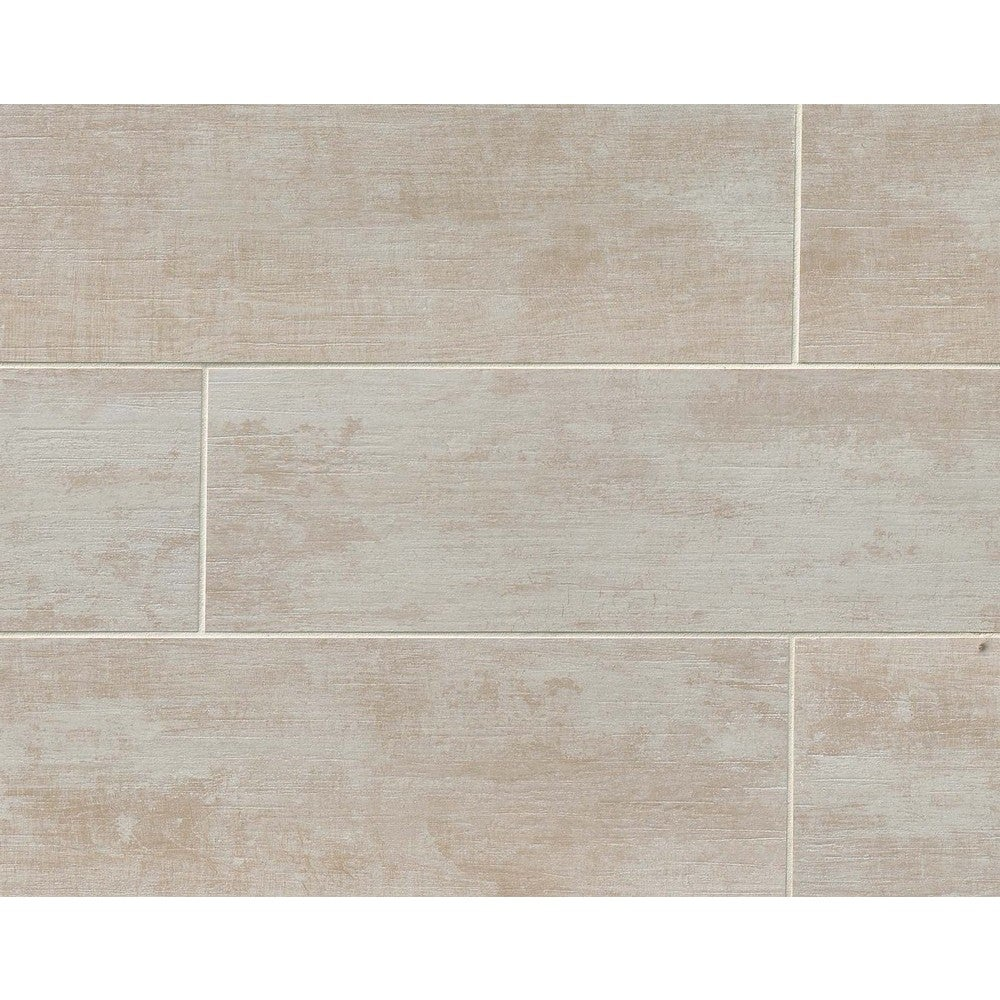 Vintage Alabaster Porcelain Tile (Pack of 12 Tiles) - Free ...