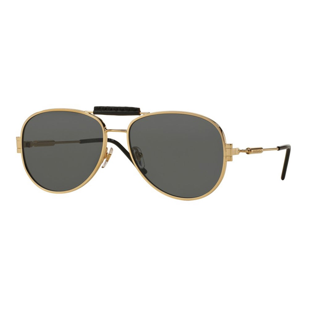 af53401aad Shop versace mens ve gold metal pilot sunglasses free jpg 1000x1000 Versace  mens sunglasses