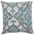 Halia Ikat Throw Pillow Cover