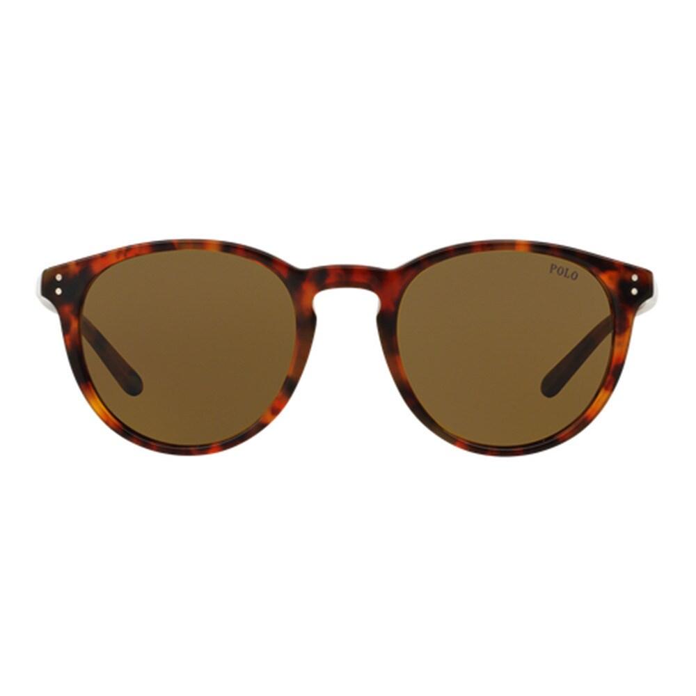 99adc935773a1 Shop Polo Ralph Lauren Men s PH4110 501773 Havana Plastic Phantos Sunglasses  - Free Shipping Today - Overstock - 11998706