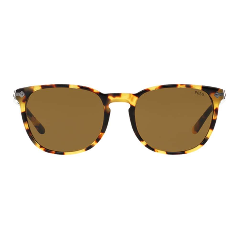 246bed9583ef Shop Polo Ralph Lauren Men's PH4107 500473 Havana Plastic Phantos Sunglasses  - Free Shipping Today - Overstock.com - 11998756