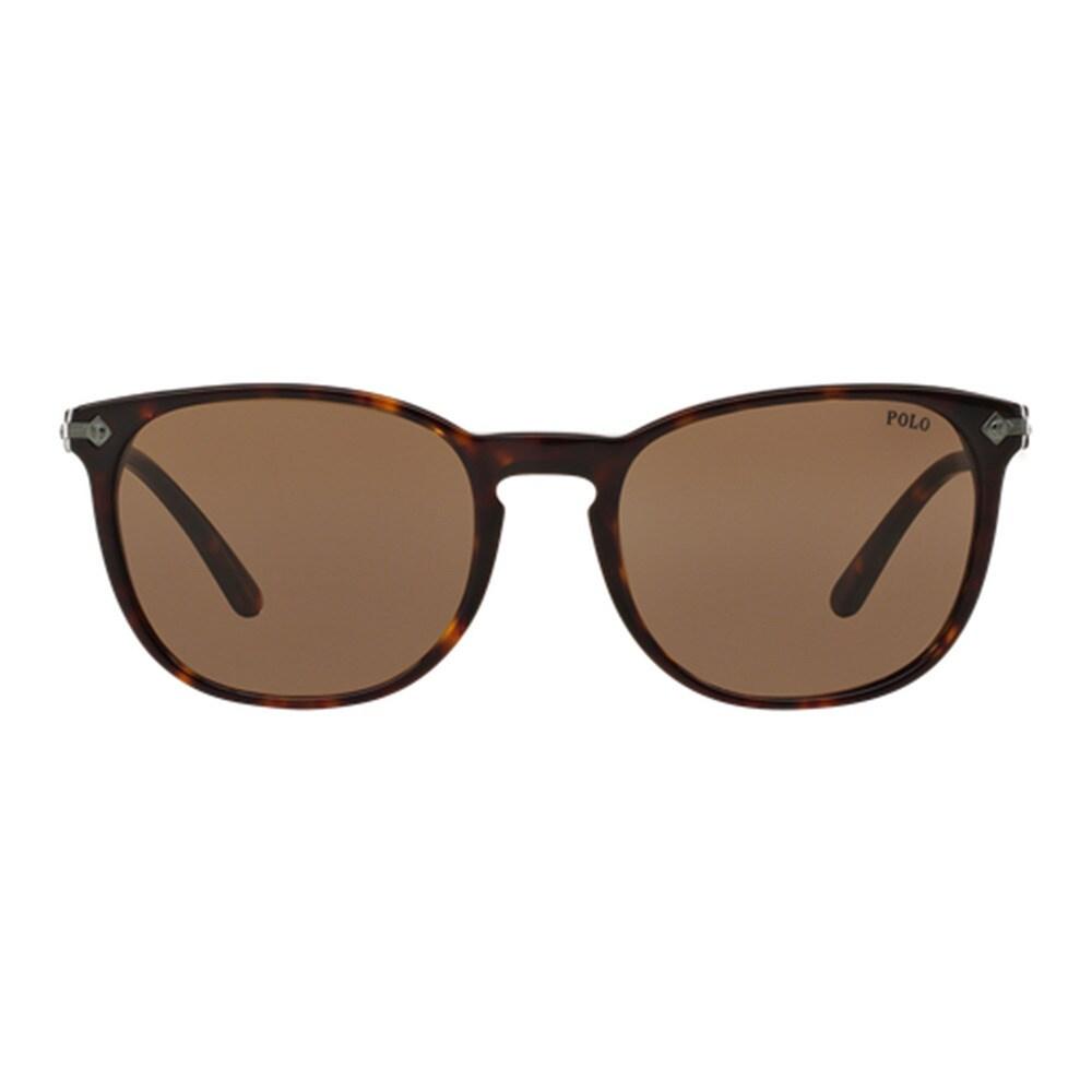 8c0c0f5dd4f2 Shop Polo Ralph Lauren Men's PH4107 500373 Havana Plastic Phantos Sunglasses  - Free Shipping Today - Overstock - 11998770