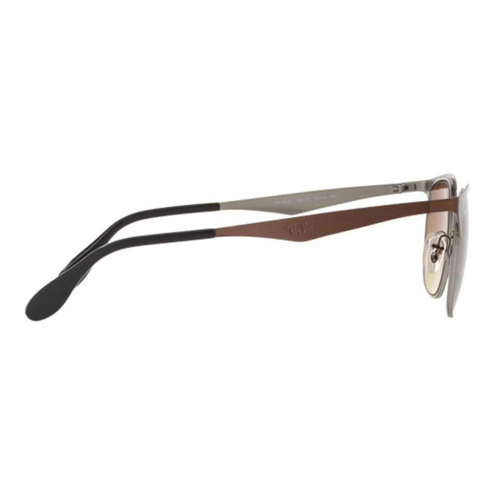 Shop Ray-Ban Men s RB3538 188 13 Brown Metal Square Sunglasses - Free  Shipping Today - Overstock.com - 11998945 ca18384a4f