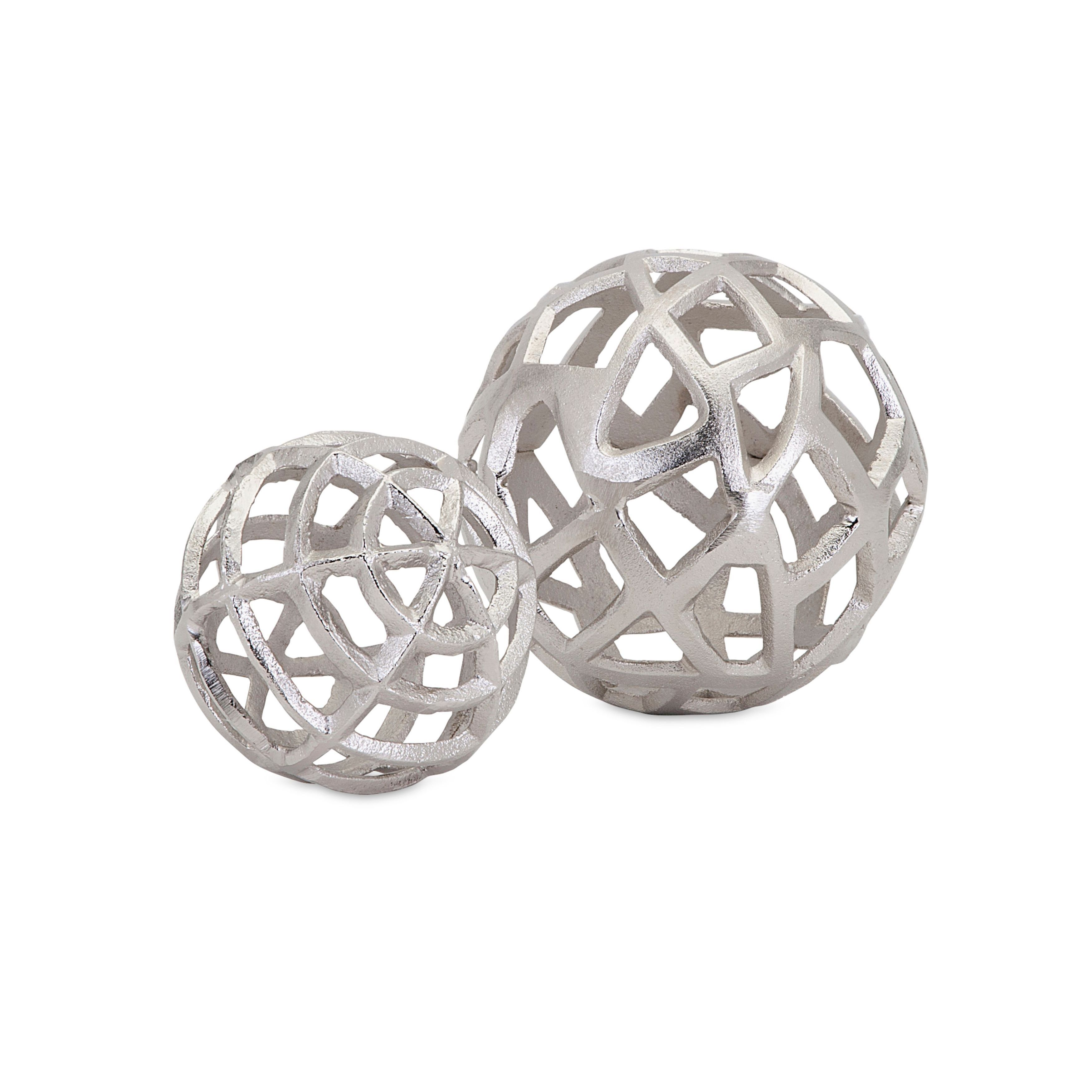 Shop Trisha Yearwood Outer Banks Spheres - Set of 2 - On Sale - Free ...