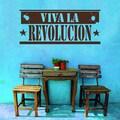 Style and Apply Viva La Revolucion Vinyl Wall Decal