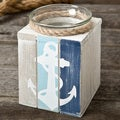 Anchor Design Candle Holder