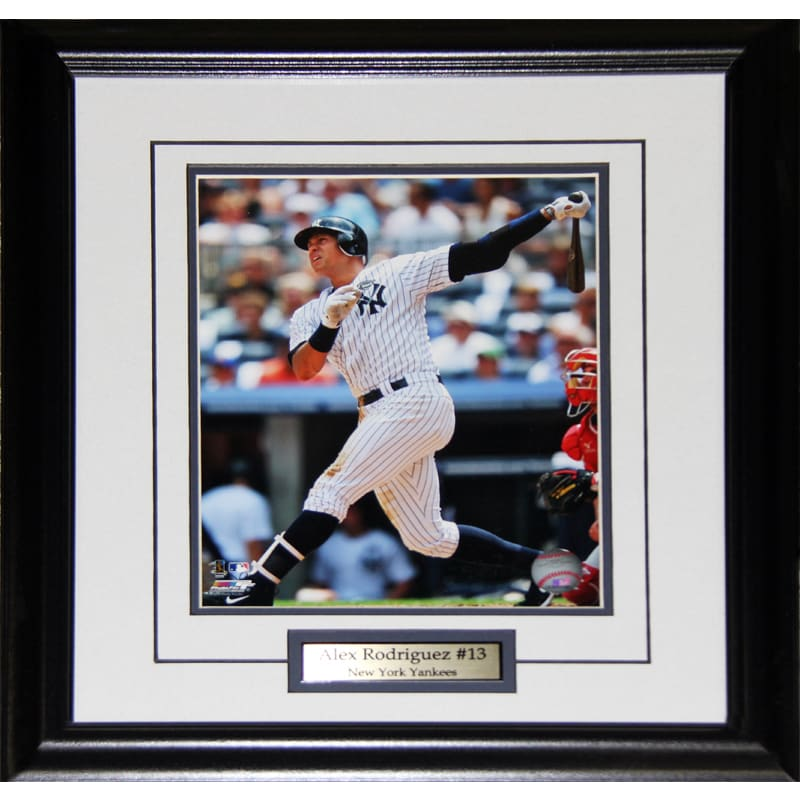 Shop Alex Rodriguez Arod New York Yankees 8x10-inch Frame - Free ...