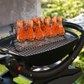 King Kooker 12-slot Leg and Wing Poultry Grill Rack