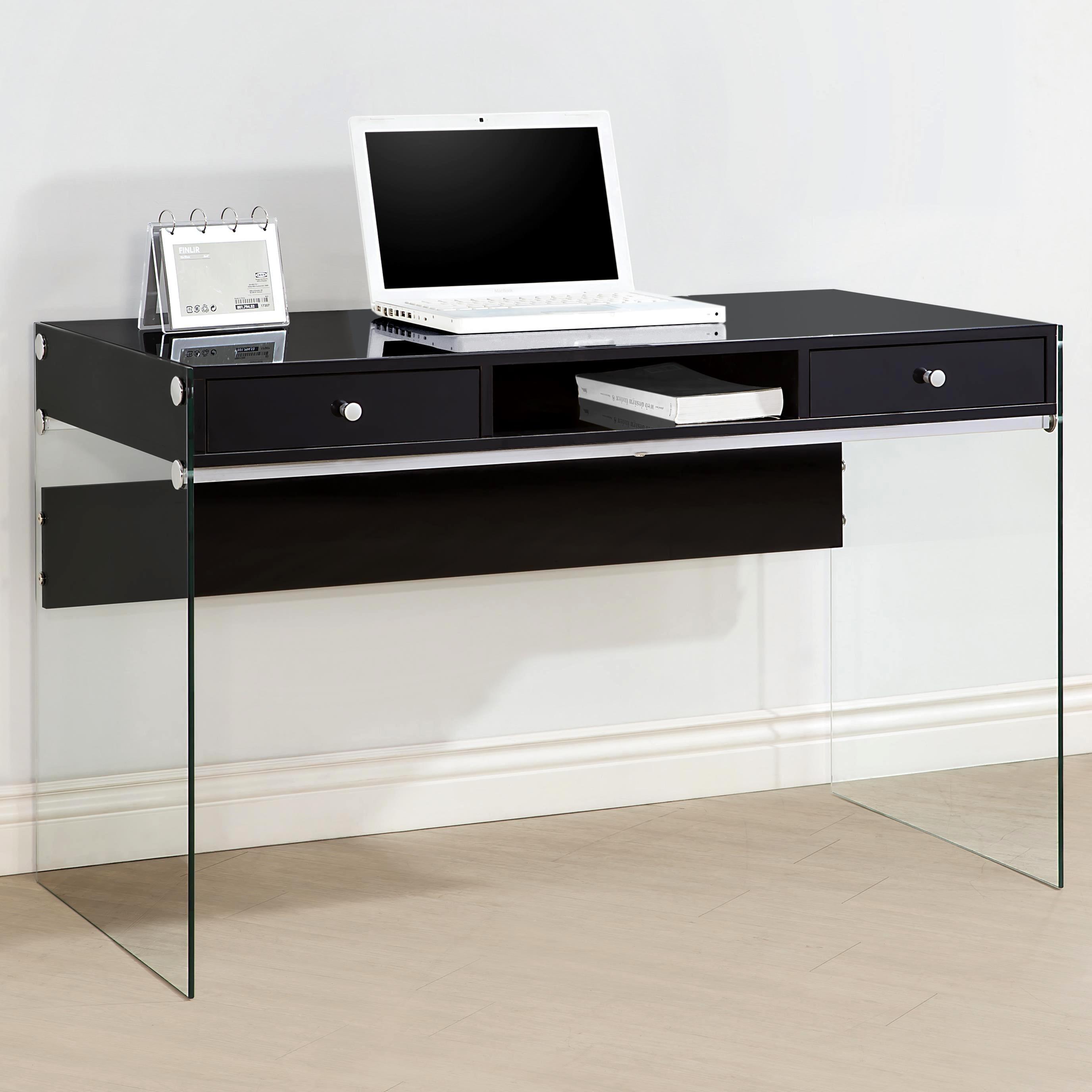 rentals show rental event furniture side desk products modern writing formdecor desks shelf trade