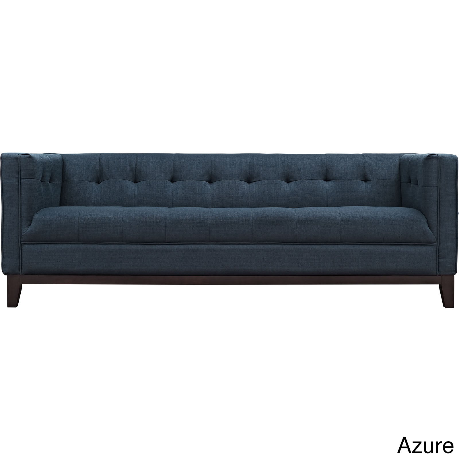 Shop Clay Alder Home Harrison Mid Century Modern Sofa   On Sale   Free  Shipping Today   Overstock.com   12021174