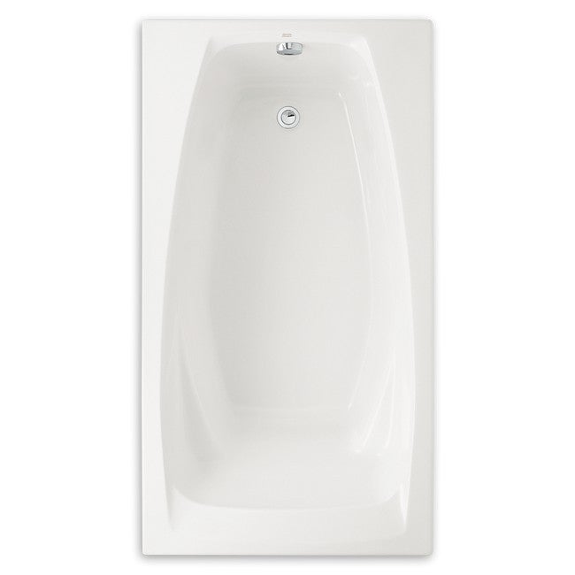 Shop American Standard Colony 2675 018 020 White Acrylic Whirlpool