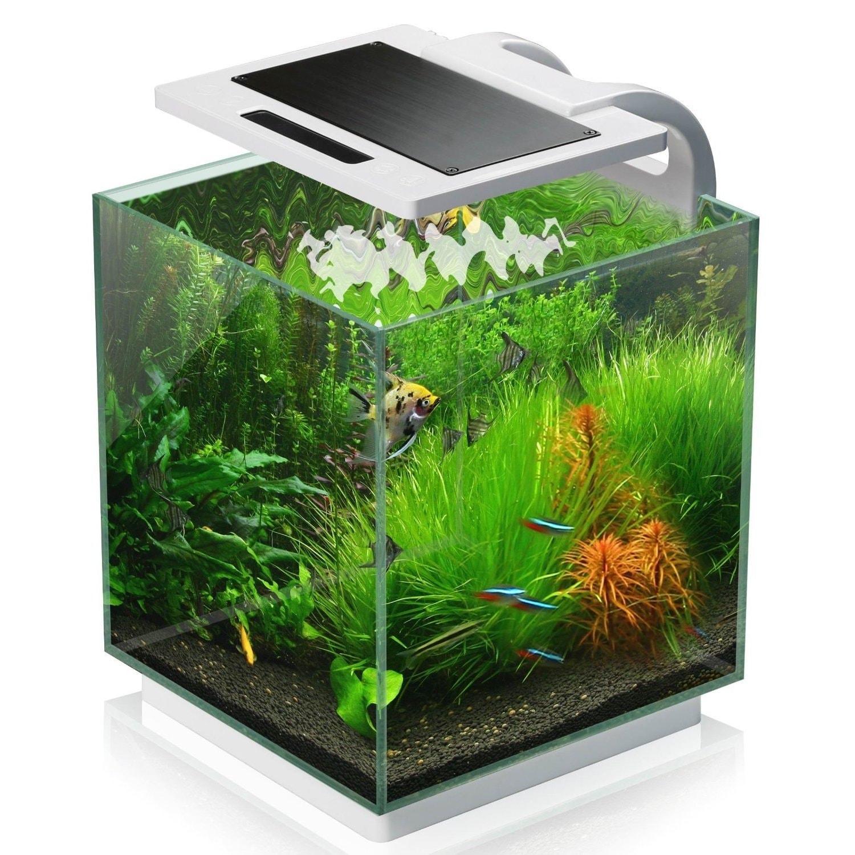 Vepotek Nano 4 Gallon Fish Tank Kit Free Shipping Today