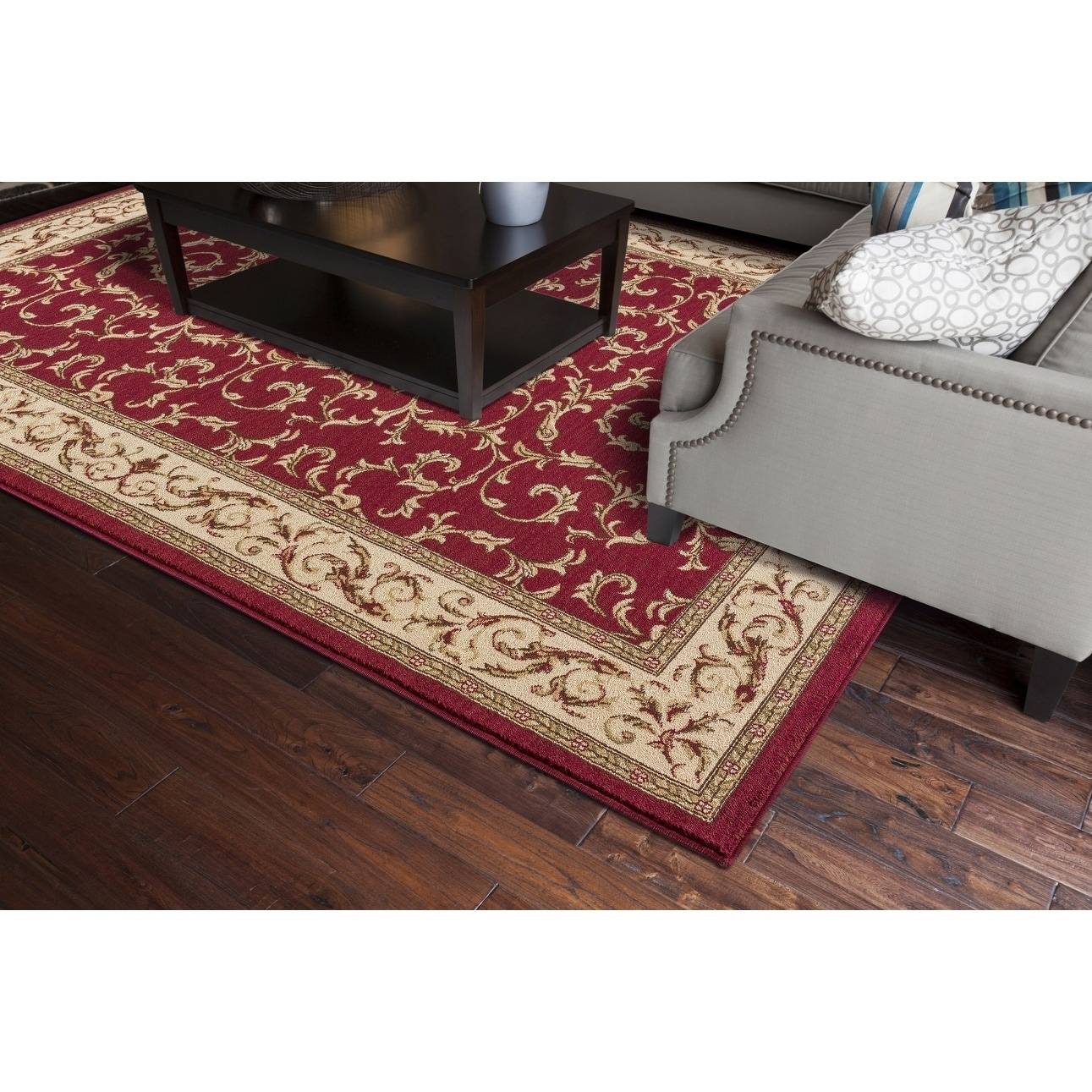 Shop Concord Global Jewel Ivy Area Rug   Free Shipping Today    Overstock.com   12035807