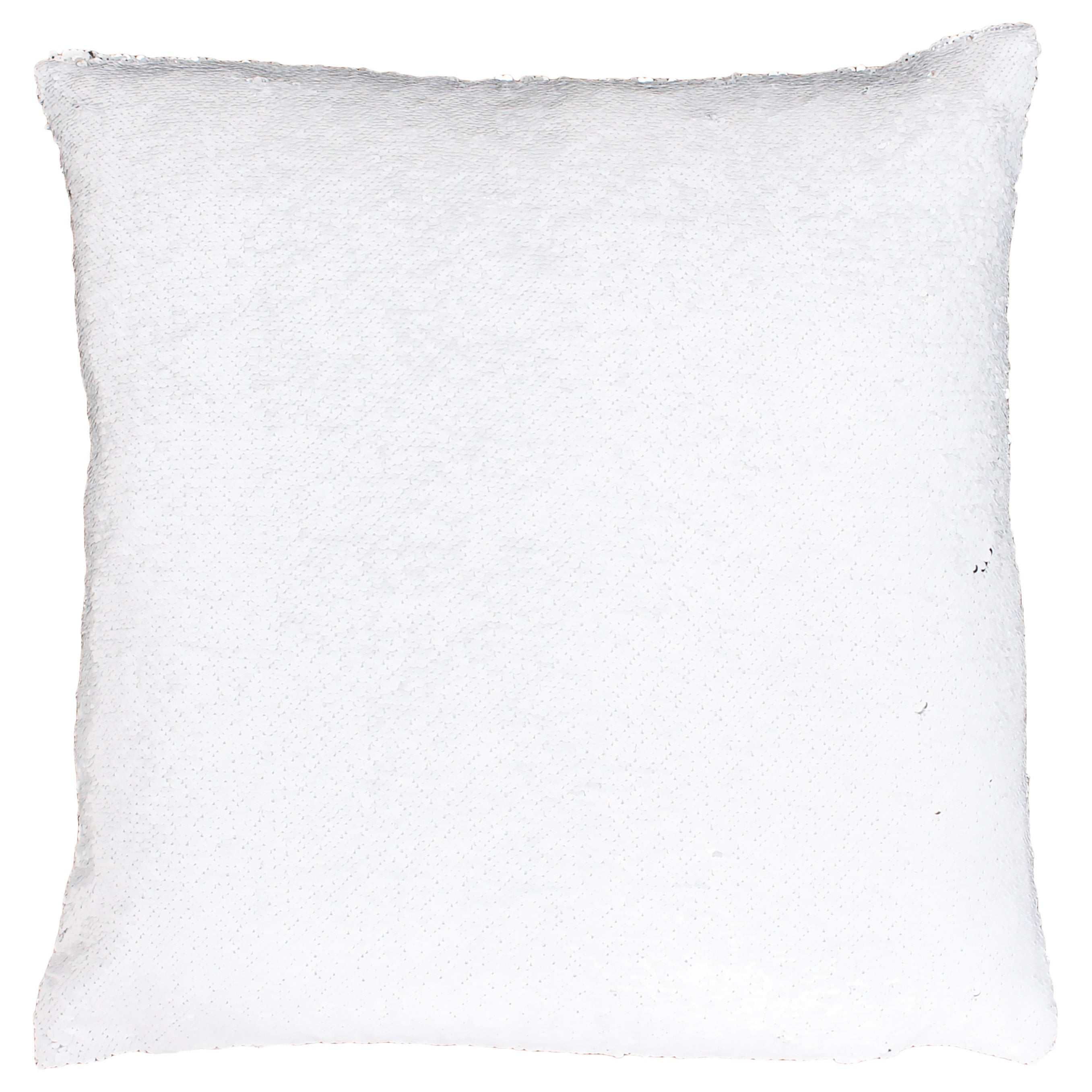 Best Melody Mermaid Reversible Sequin 20-inch Feather-filled Pillow  VS12