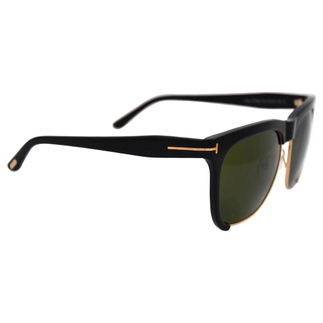 0216eb6f45 Shop Tom Ford FT0366 Thea 01G - Black - Free Shipping Today - Overstock -  12038695