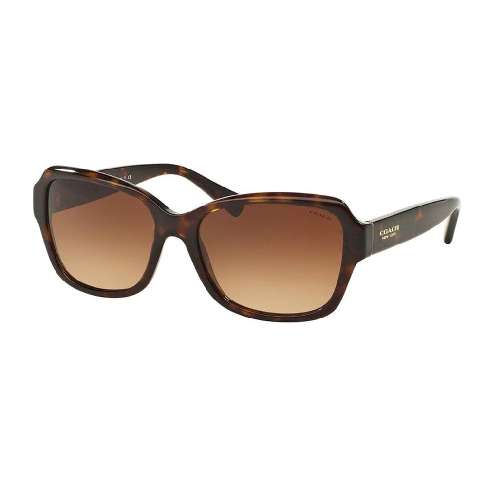b9e87594286b6 Coach HC8160 512013 - Dark Tortoise by Coach for Women - 56-17-135 mm  Sunglasses
