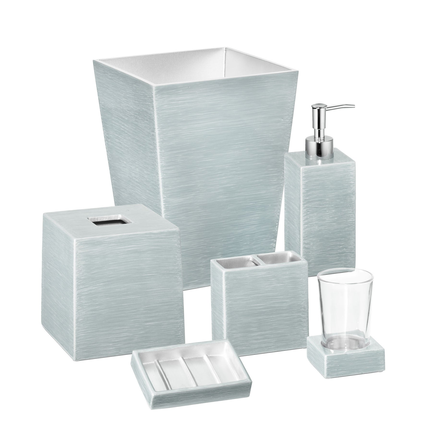 Mike & Ally Venetian Designer Hand Enamelled Bath Accessory ...